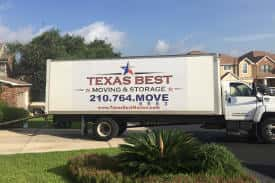 Movers in San Antonio, Texas