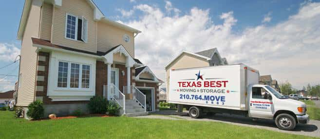 Movers in Stone Oak TX
